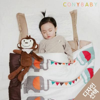 [CONY]꿀잠일체형낮잠이불세트 택1(어린이집낮잠이불)