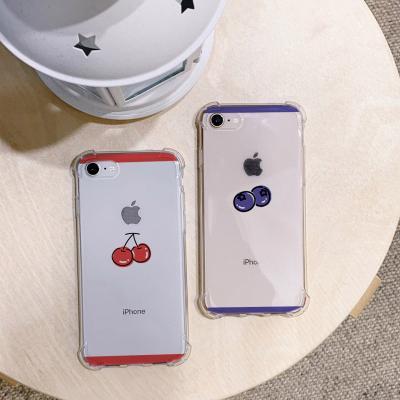 아이폰7/8 Berry 방탄케이스