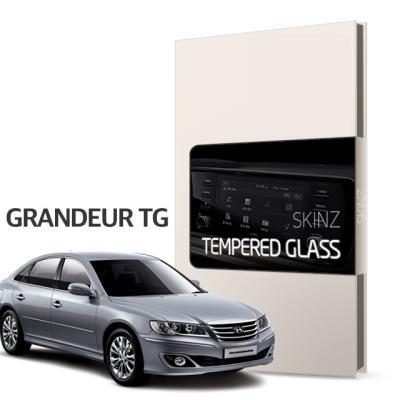 현대 그랜저TG 7인치 네비게이션 강화유리 필름 1매