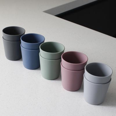 파스텔 실리콘 컵2Pset - 5color (택1)