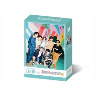 [대원] BTS 다이너마이트 직소퍼즐 1000피스 민트