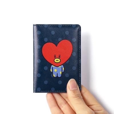 [BT21] 카드 케이스 [도트]