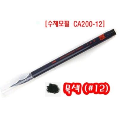 [아카시아] 아카시아붓펜CA200-12(흑색) [개/1] 275939