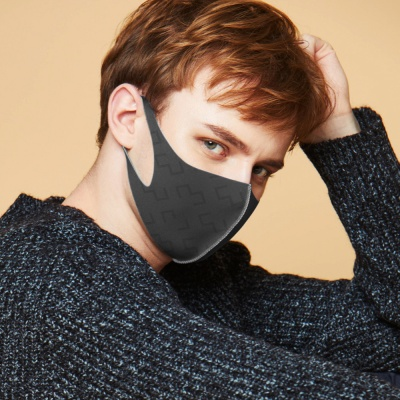 [르마스카] 패션 마스크 - 시그니처차콜