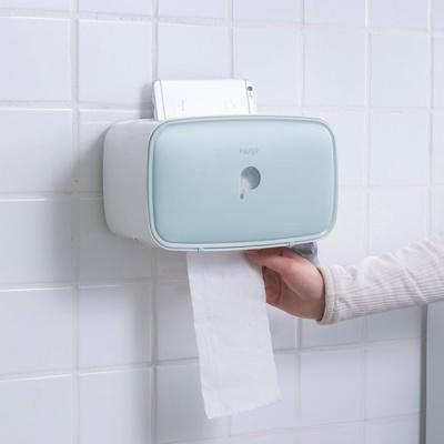페이퍼앤비닐 욕실선반 티슈박스 휴지걸이 미니선반