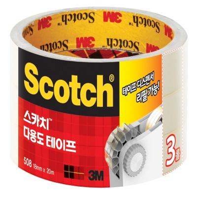 3M 스카치™ 다용도 테이프 리필 3인치 508