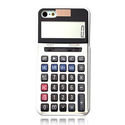 전자계산기 컨셉 디자인케이스(아이폰5S/5)