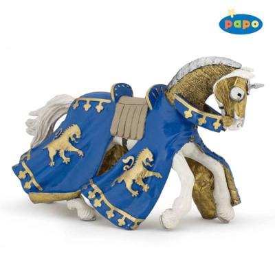 파란 옷의 리챠드 왕자의 말