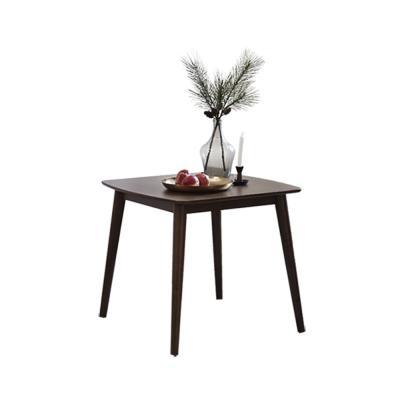 [리비니아]아카바 ASL 원목 2인 테이블(단품)