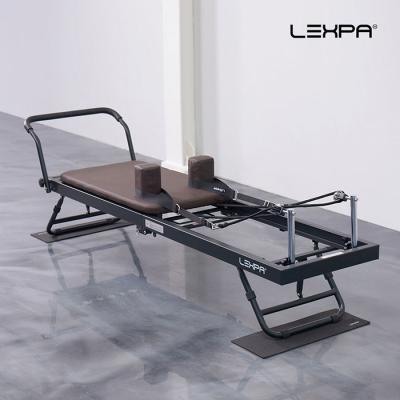 렉스파 YA-5000 블랙 필라테스리포머 요가 몸매