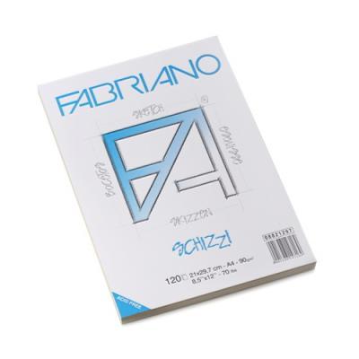 파브리아노 스케치북[제본형](A3)-90g
