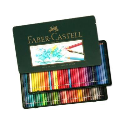 파버카스텔 전문가용  수채 색연필 72색