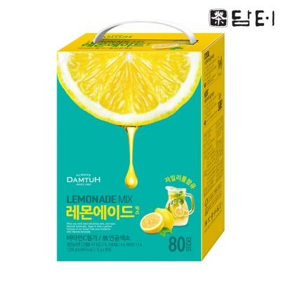 담터 레몬에이드 믹스 80T