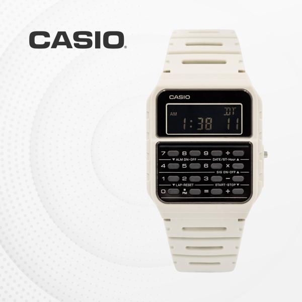 카시오 남자 여자 계산기 빈티지 전자시계 CA-53WF-8B