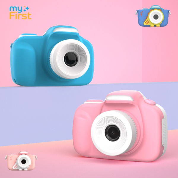마이퍼스트 카메라3 어린이 디지털 카메라 공룡에디션