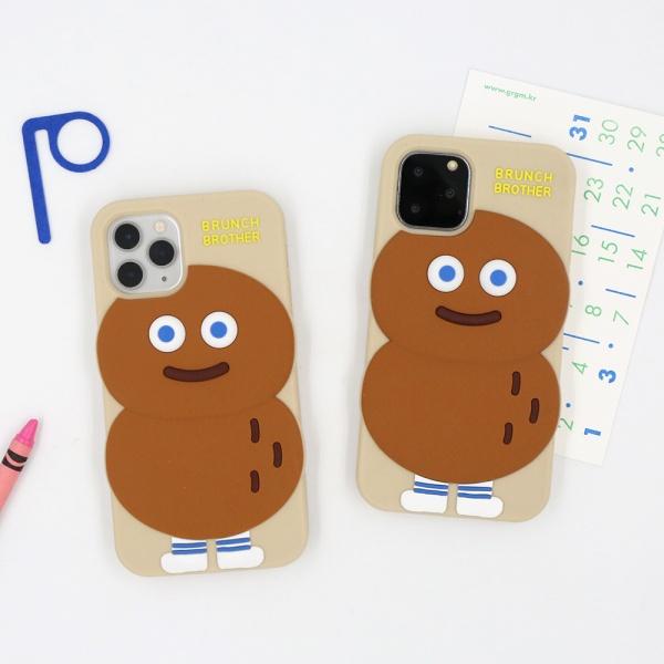 Brunch Brother 피넛  i-Phone 11pro 실리콘 케이스
