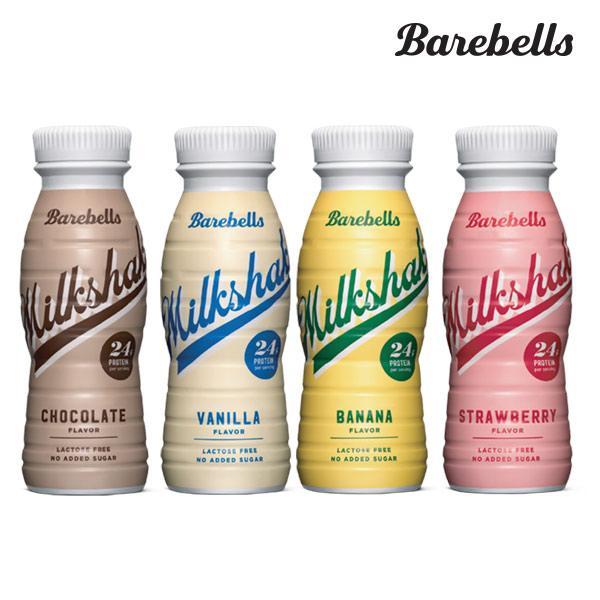 [베어벨스] 프로틴음료 밀크쉐이크 단백질음료 4종