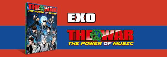엑소, EXO 'THE WAR POWER' ARTIST GOODS