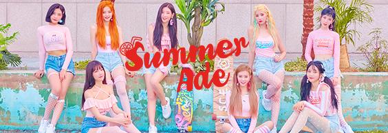 DIA(다이아) - SUMMER ADE [미니 4집]