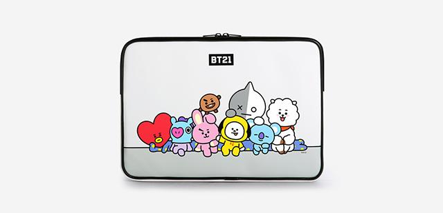 소중한 노트북을 보다 귀엽고 안전하게!