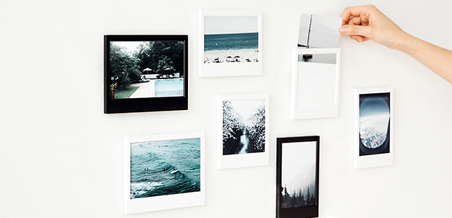 내 사진으로 만드는 홈 갤러리