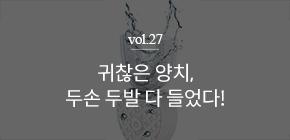 핫트뿅뿅 vol.27 브이화이트 전자동 칫솔