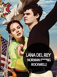 LANA DEL REY - NORMAN F****NG ROCKWELL!
