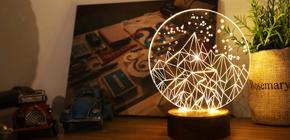 LED 디자인 조명! 커비디자인
