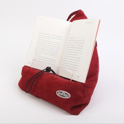 [The Book Seat] Cinnabar Red / 독서쿠션 북시트