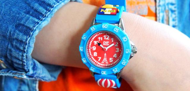 시계 보는 법, 첫만남의 준비물!