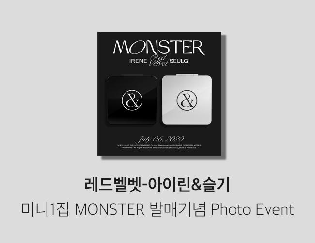 레드벨벳-아이린&슬기 미니1집 'Monster' 발매기념 Photo Event