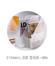 SYSMAX, 프로 정리러 ~36%