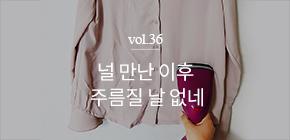핫트뿅뿅 vol.36 러셀홉스 스팀다리미