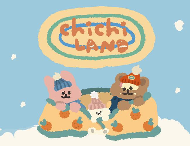 크레파스로 그린 내친구,치치랜드!