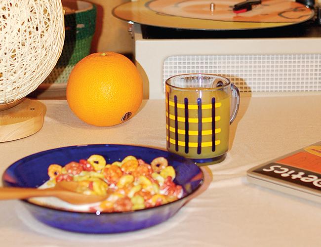 작가가 만드는 감성 테이블