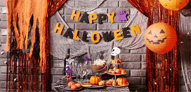 10월의 축제, 할로윈! ~46%