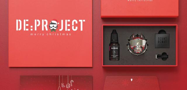 디프로젝트 크리스마스 에디션 출시!
