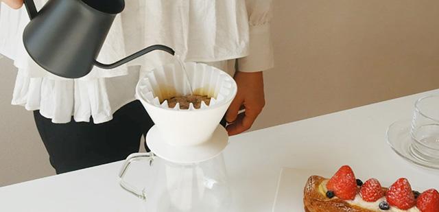 집에서도 충분히, 신선하고 맛있는 커피