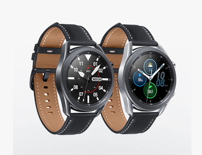 SAMSUNG  정품! GALAXY WATCH 3 런칭!