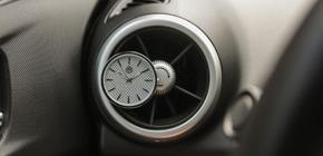 내 차의 품격, 폭스바겐 차량용 시계