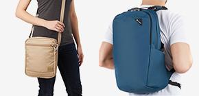 도난 방지 여행가방 팩세이프 pacsafe ~30%