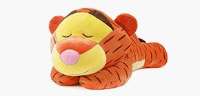 쉿, 디즈니 친구들이 자고있어요!