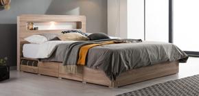 보르네오하우스 멀티 수납형 침대