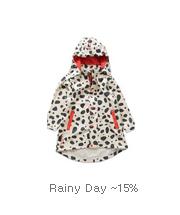 Rainy Day  ~15%