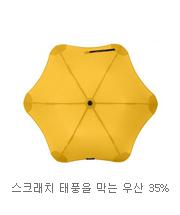 태풍을 막는 우산
