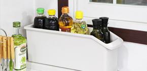 진화된 밀폐용기, 똑똑한 주방수납