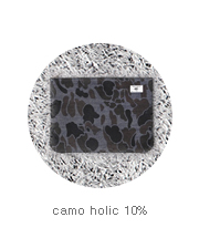 Forman의 겨울 camo holic 10%