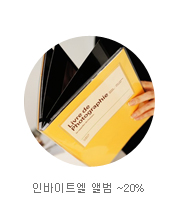 인바이트엘 앨범 ~20%