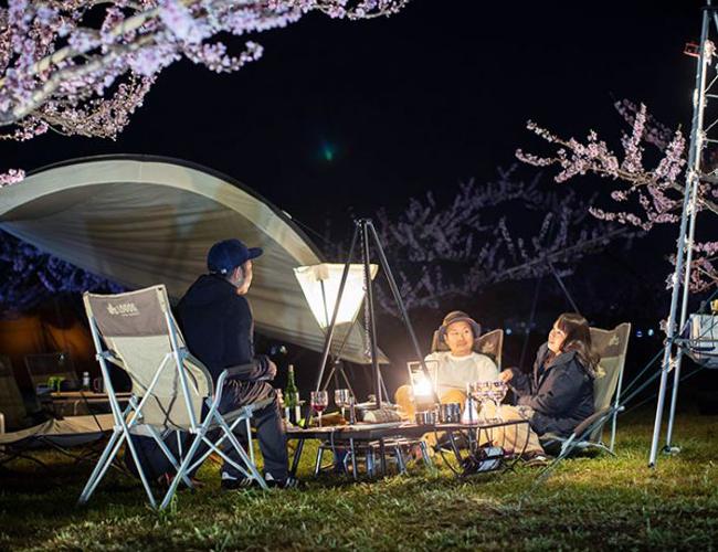 바야흐로 봄, 캠핑의 계절