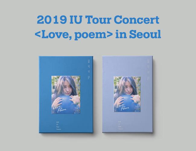 2019 IU TOUR CONCERT <LOVE, POEM> IN SEOUL